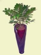 Pot de fleur pambil - Hauteur : 80 - 90 cm