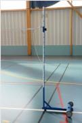 Poteau de volley ball