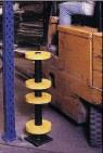Poteau pour balisage et protection des entrées - Poteau pour balisage