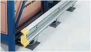 Poteaux de protection pour entrepôt