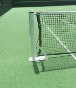 Poteaux de tennis en acier - Acier - Conformes à la norme NF S 52-311