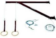 Potence à anneaux murale - Livrée avec les anneaux