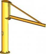 Potence de levage 2000 Kg - Rotation de 0 à 360°