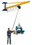Potence de levage industrielle - Capacité de levage : 600 kg