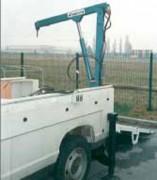 Potence de vehicule - Capacité : 200 kg à 500 kg