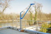 Potence levage mobile aluminium - CMU : 300 ou 500 kg