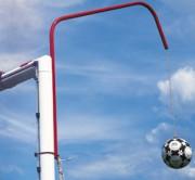 Potence pour entraînement football