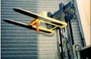 Potences de securite pour chariot elevateur - Automatique pour chariot élévateur