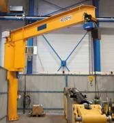 Potences industrielles sur mesure - Murales ou sur colonne de 80 kg à 16 000 kg
