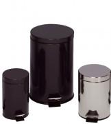 Poubelle 3L avec pédale - Capacité (L) : 3 litres
