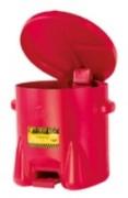 Poubelle de sécurité 23 à 53 Litres - Capacité de stockage : 23 litres, 38 litres ou 53 litres