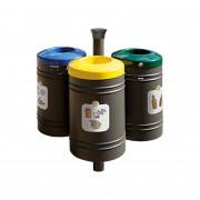 Poubelle tri sélectif 40 L - Capacité : 40 litres
