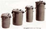 Poubelles hermétiques - Conteneurs à déchets
