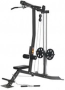 Poulie de musculation - Charge maxi utilisateur: 90 kg
