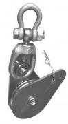 Poulie off shore ouvrante - Charge maximale utile (t) : 2 à 32