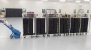 Pousseur électrique autonome - Capacité  : 500 à 2500 Kg