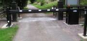 Poutre controle d'acces - Longueur de la poutre : de 2 à 8 m