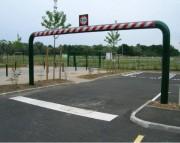 Poutre d'accès fixe - Longueur : de 4 à 12 m