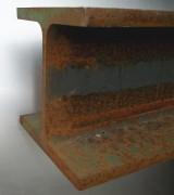 Poutrelle HEA - Poutrelle en fer de HEA : 100 mm
