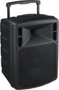 Power sono portable 200W DVD/USB BE 9610 - 096008-62