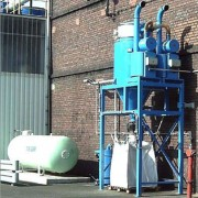 Pré-séparateur pour aspirateur industriel - Surface filtrante : De 5 à 26 m²