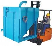 Pré-séparateurs industriel - Capacité de collecte : De 500 à 3000 Litres