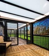 Préau de terrasse - Surface : de 3 à 26 m²