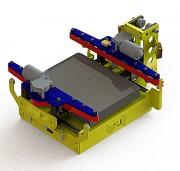 Préhenseur industriel 20 Kg - Capacité: 20 Kg en 3,5 secondes