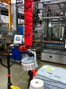 Préhension par ventouse 55 Kg - Capacité de charge : 55 kg