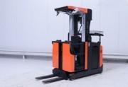 Préparateur de commande électrique occasion 1000 kg - Hauteur de levée 3550 mm