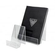 Présentoir d'accueil en acrylique - Fabriqué en acrylique - 2 modèles disponibles