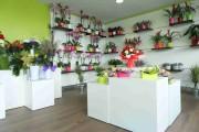 Présentoir fleuriste - Adaptable à tout type de magasin