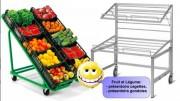 Présentoir fruit et légume