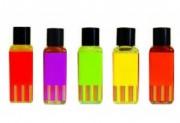 Présentoir huiles parfumées