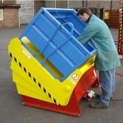 Présentoir inclineur de caisse à 40° - Incliner votre caisse à 40° afin d'améliorer l'ergonomie de prise de pièces