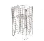 Présentoir magasin en acier - Structure en acier