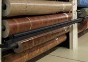 Présentoir moquettes et tapis - Adaptable à tout type de magasin