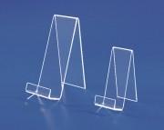 Presentoir plexiglas à poser - Livré monté