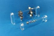 Présentoir pour bracelets et bagues - Supports acrylique pour bracelets et anneaux