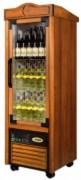 Presentoir réfrigéré pour vin - Température de fonctionnement: +7°C/+15°C