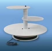 Présentoir tournant rotatif - Charge utile : 50 kg