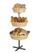 Présentoirs boulangerie