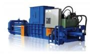 Presse à balle de déchets horizontale - Pression de compactage :50 tonnes