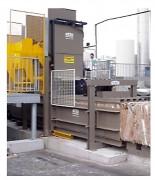 Presse à balle horizontale 300 à 400 kg - Force compression : 40 tonnes