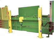 Presse à balle horizontale 300 à 600 kg - Force compression : 40 tonnes