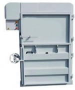 Presse à balle verticale 70 à 100 kg - Force de compaction 10 tonnes
