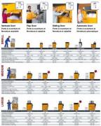 Presse à balle verticale à chargement frontal - Poids des balles de carton : 200 – 300 kg