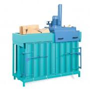 Presse à balles hydraulique - Force de compression (Kn) : 50 - 60