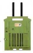 Presse à balles pour bouteilles plastiques - Force de compression Jusqu'à 25 tonnes