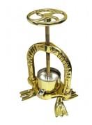 Presse à canard en bronze - Hauteur : 52 cm